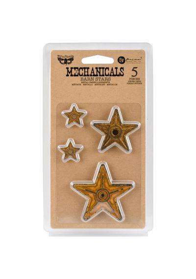 Barn Stars 5/Pkg