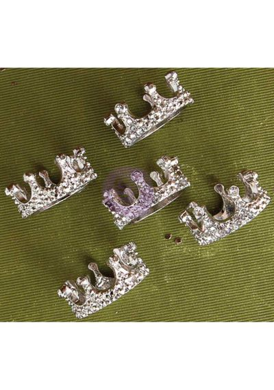 French Regalia Crowns II - Embellishments