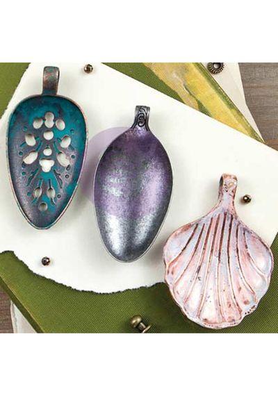 Antique Metalware Lorette - Embellishments