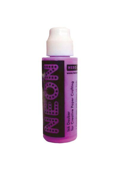 Purple-Neon Dauber