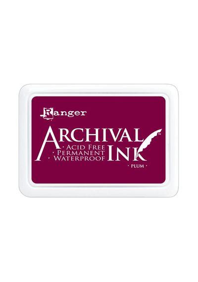 Plum -  Archival Inks