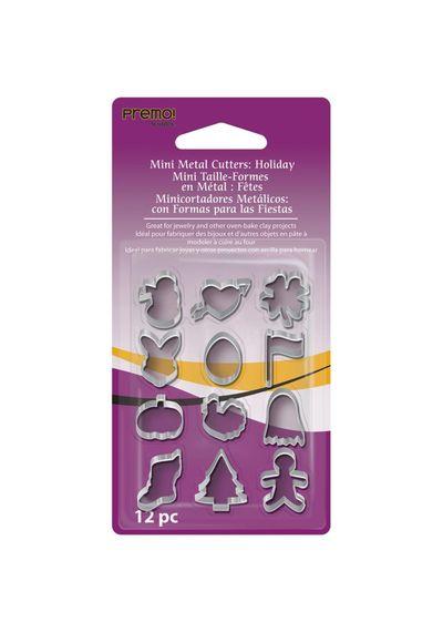 Holiday -  Mini Metal Cutters
