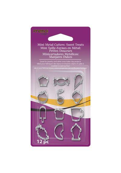 Sweet Treats -  Mini Metal Cutters
