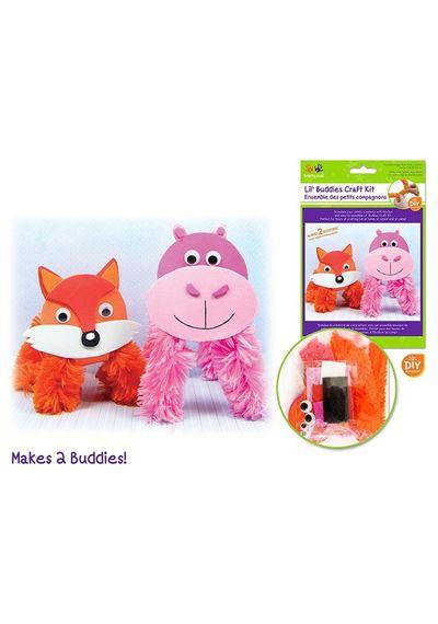 Lil' Buddies - Hippo/Fox