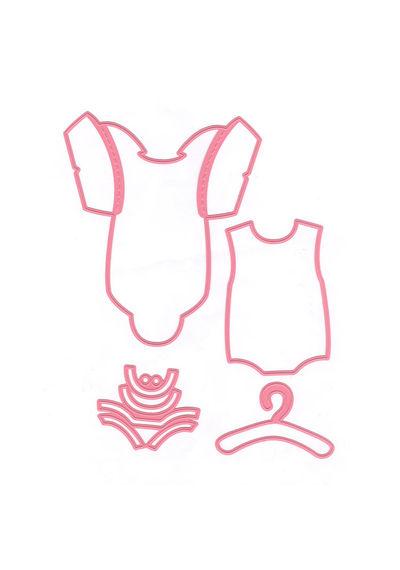 Eline's Baby Onesie - Collectables Die Set