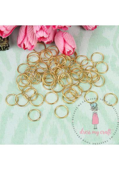Jump Ring - Golden