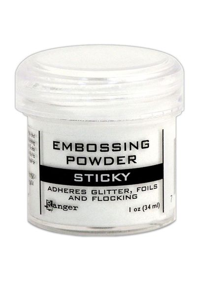 Sticky - Embossing Powder