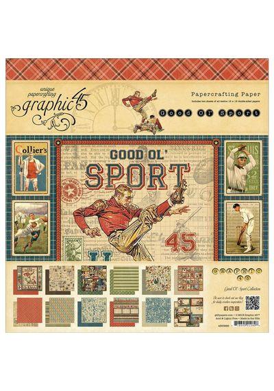 Good Ol' Sport - 12