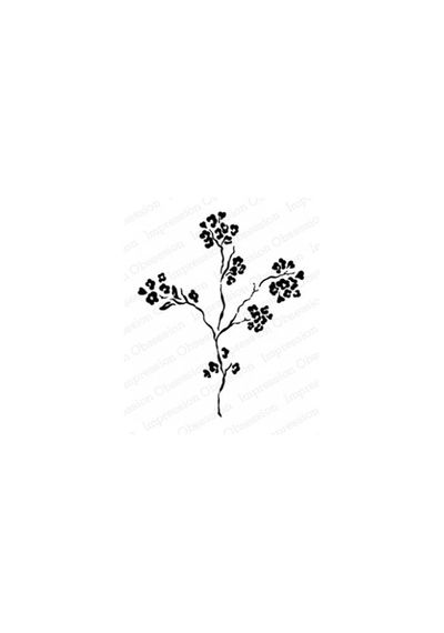 Solid Cherry Blossom Branch