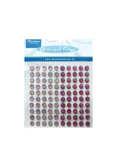 Decoration - Pink Gems