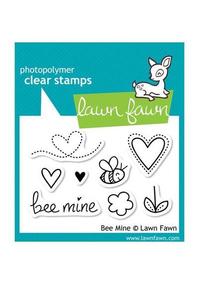 Bee Mine - Stamp