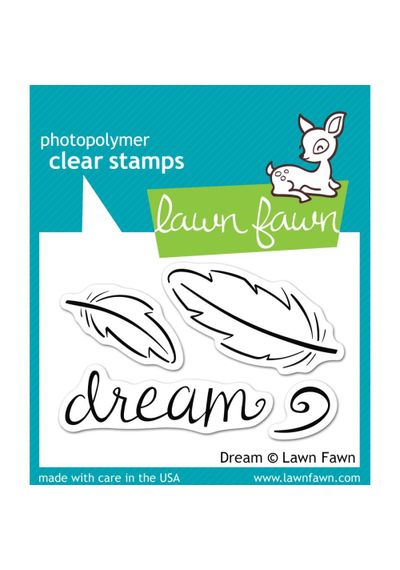 Dream - Stamp