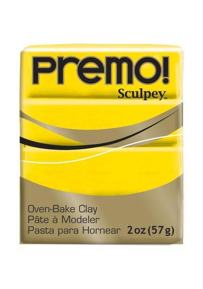 Cadmium Yellow - Polymer Clay