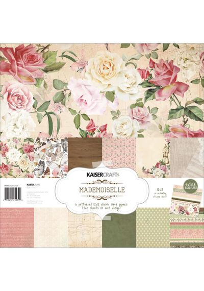 Mademoiselle Paper Pack