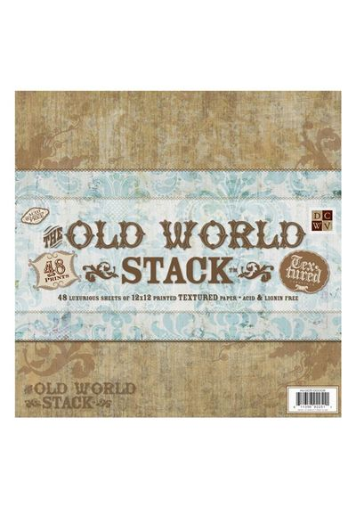 Old World Paper Stack