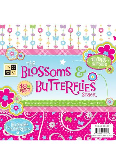 Blossoms & Butterfiles
