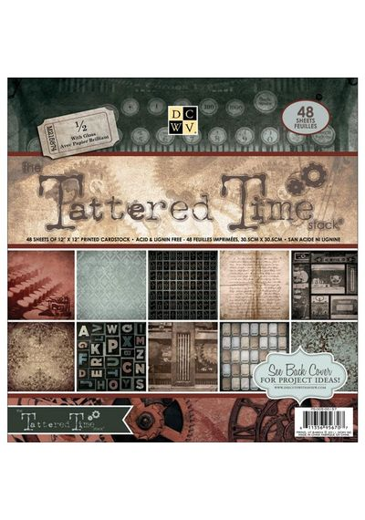 Tattered Time