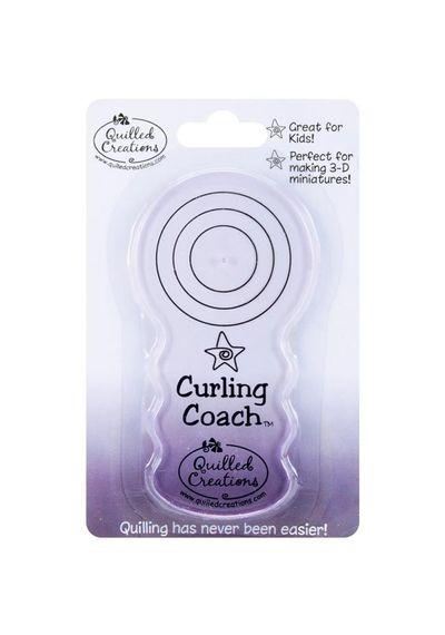 Curling Coach Tool