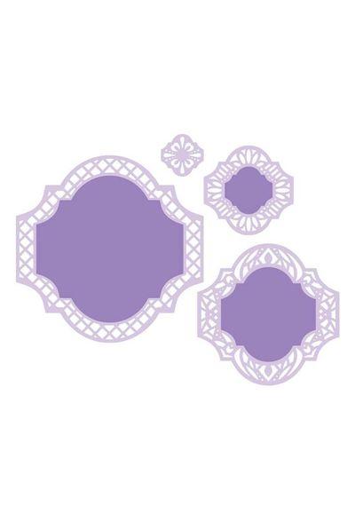 Labels 41 Decorative Elements