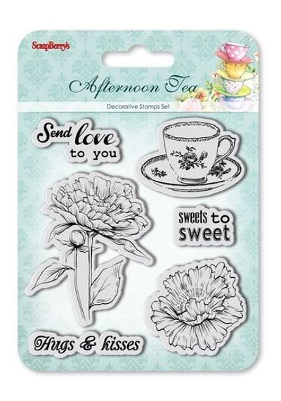 Afternoon Tea - Sweets to Sweet