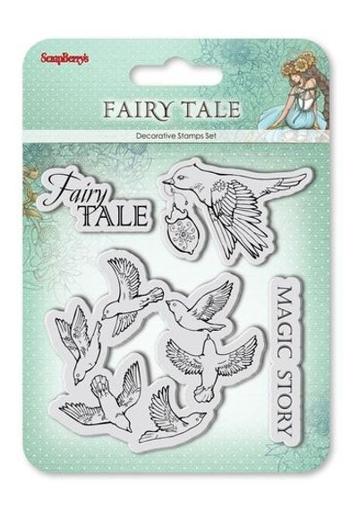 Fairy Tale - Magic Story  - Stamp