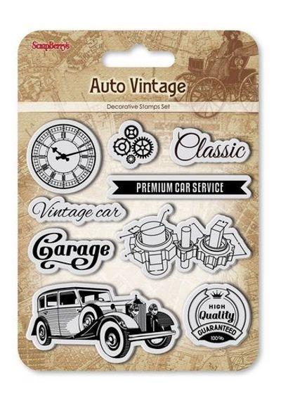 Auto Vintage - Garage
