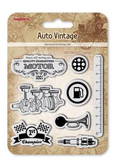 Auto Vintage - Motor