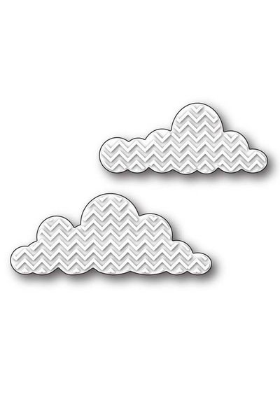 Chevron Clouds