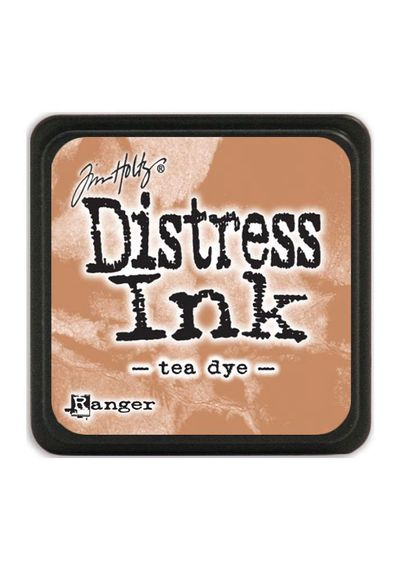 Tea Dye - Mini  Distress ink pad