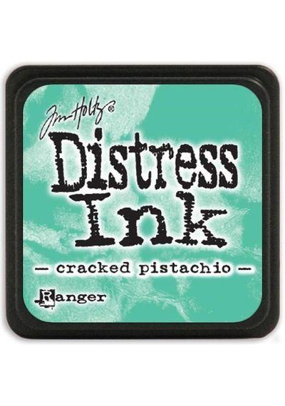 Cracked Pistachio - Mini Distress Ink Pad
