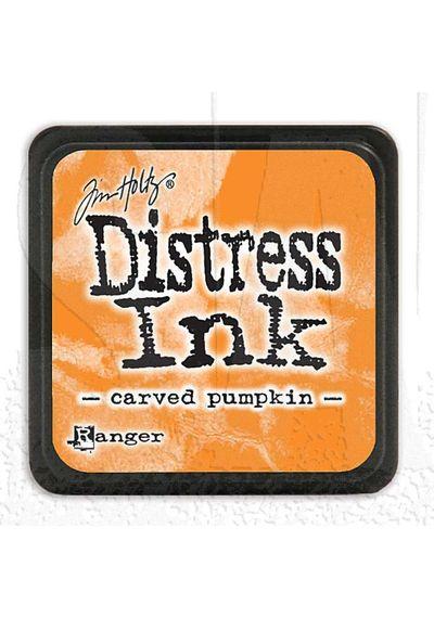 Carved Pumpkin - Mini  Distress ink pad