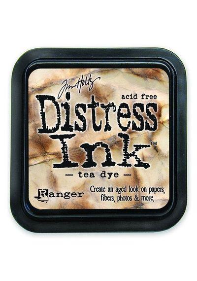 Tea Dye - Distress Ink Pad