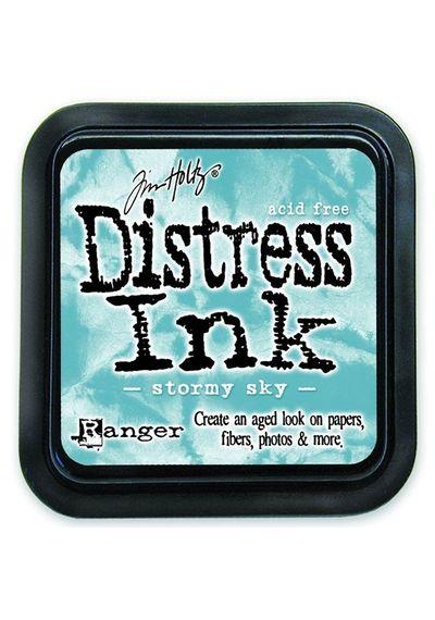 Stormy Sky - Distress Ink Pad