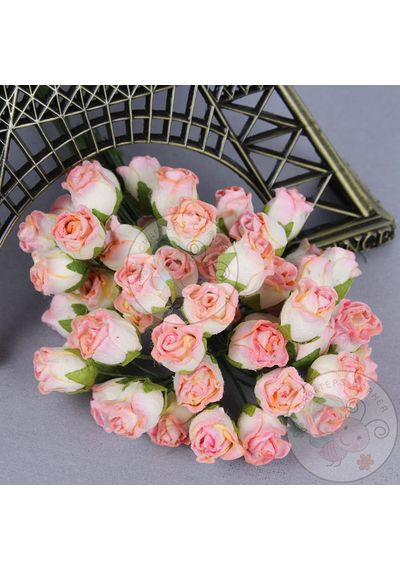 Gorgeous Pink - Twisted Rose Buds