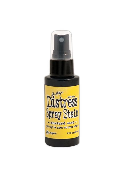Mustard Seed - Distress Spray Paint