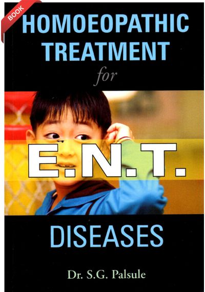 Homoeopathic treatment for E.N.T Diseases