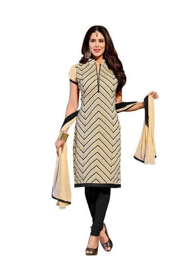 Desinger   Printed  Suit Dress Material