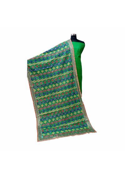 Green Champa Dupatta