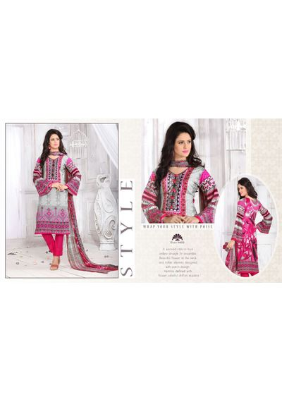 Pakistani Lawn Print Suits