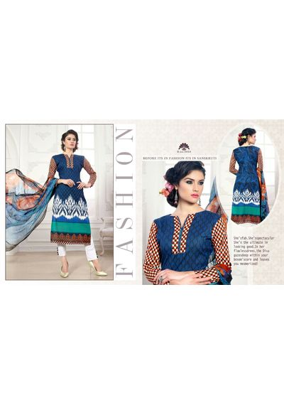Pakistani Lawn Print Suits