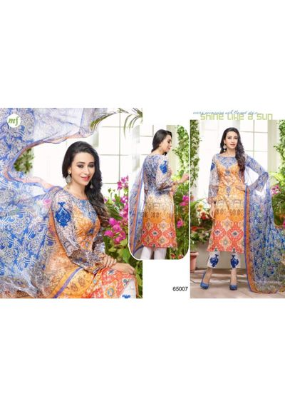 Cotton Digital Pakistani Print Suits