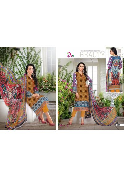 Pure Lawn Cotton Printed Suits