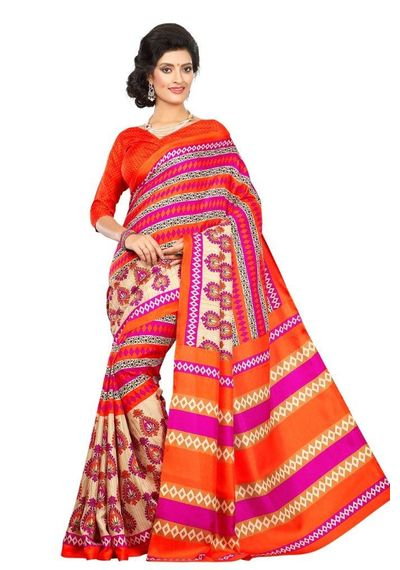 Manipuri Silk  Saree