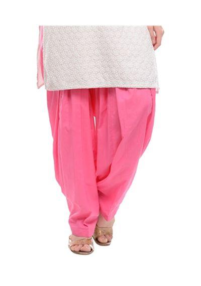 Patiala Shahi Salwar - Pink Colour