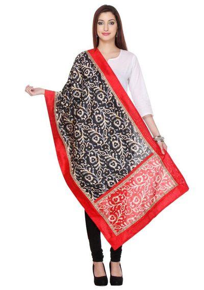 Desginer Silky Printed Dupatta