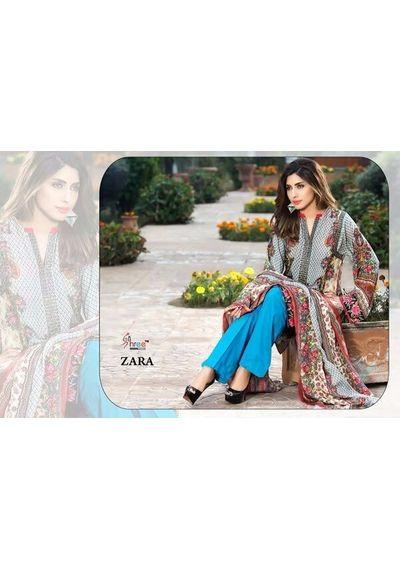 Digital Print Cotton Salwar Kameez