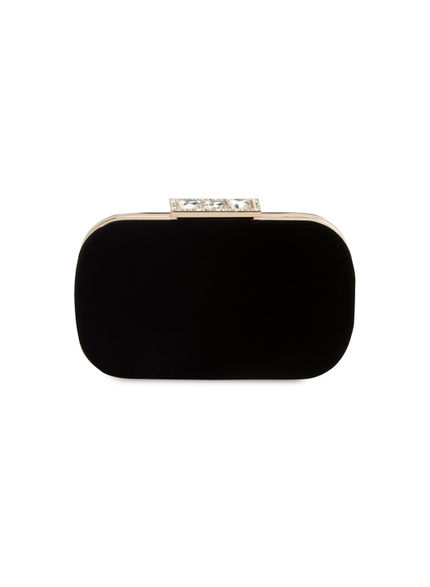 Ebony Clutch Bag