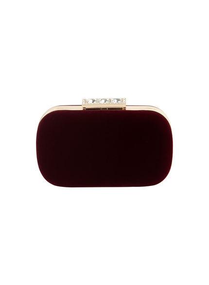 Ebony Clutch Bag