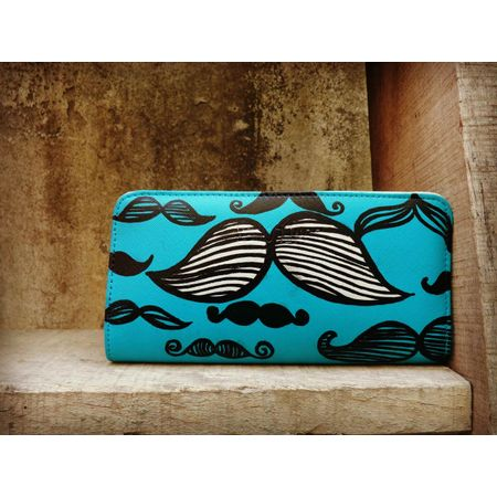blue muchi wallet