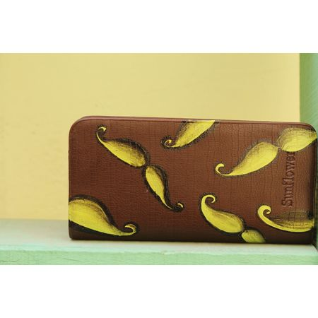 green muchi wallet